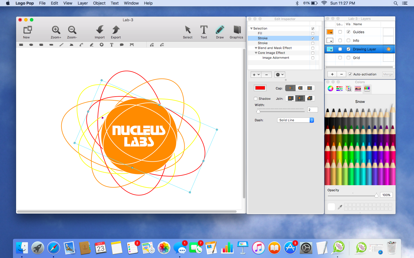 Logo Pop Adds Over 100 New Editable Graphics To Make Logo Design Easier Image