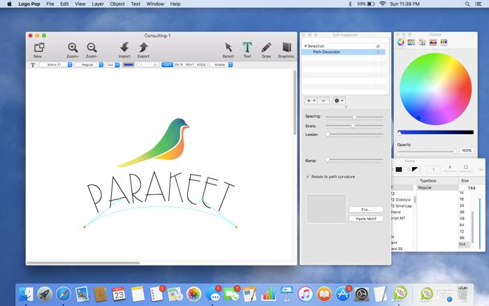 Logo Pop Mac Logo Design Macappware