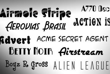 Ultimate Fonts