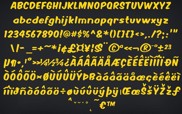 Comic Fonts for Mac and Windows