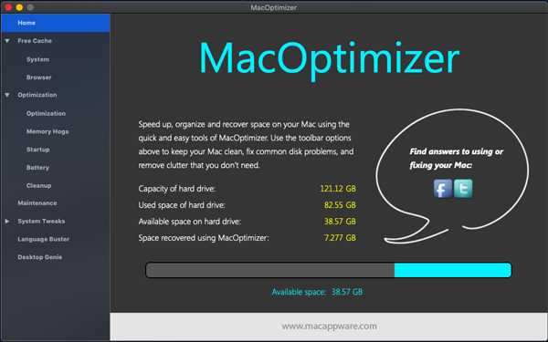 Clean up your Mac
