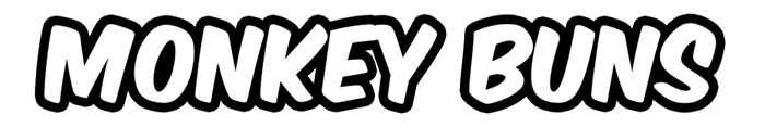 This is the Monkey Buns font